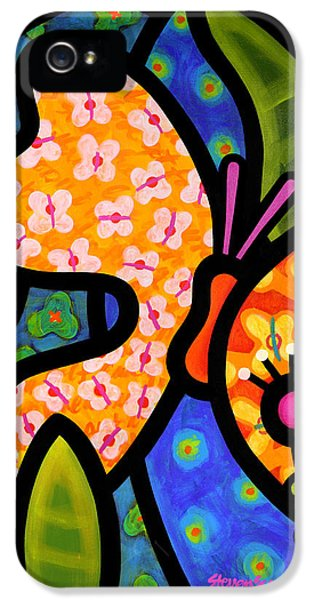 Butterfly Jungle IPhone 5 Case