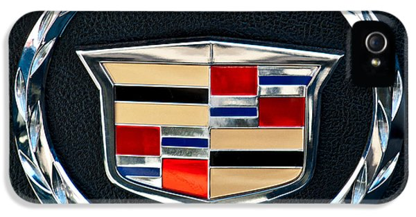 Cadillac Emblem IPhone 5 Case