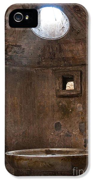 Calidarium IPhone 5 Case by Marion Galt