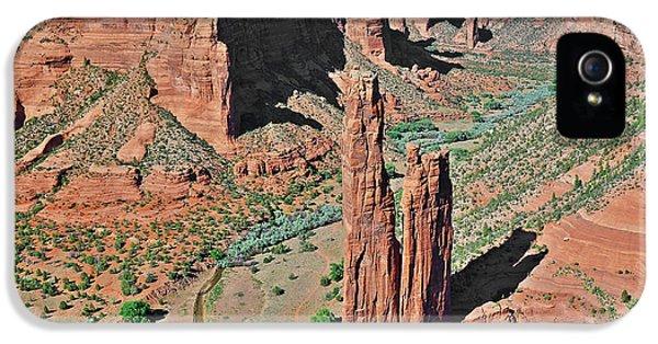 Canyon De Chelly - Spider Rock IPhone 5 Case