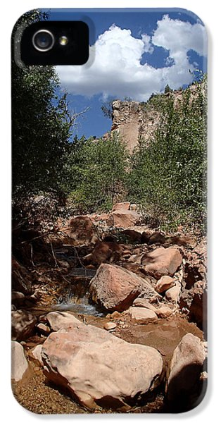 Canyon Stream # 13 IPhone 5 Case