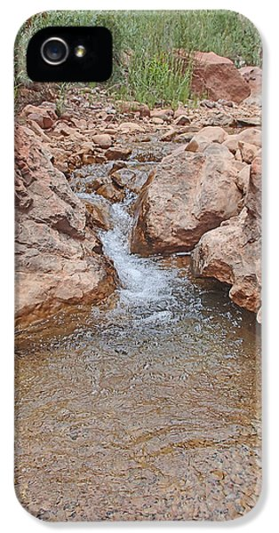 Canyon Stream # 9 IPhone 5 Case