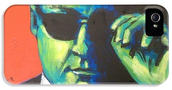 Capo IPhone 5 Case by Stuart Glazer