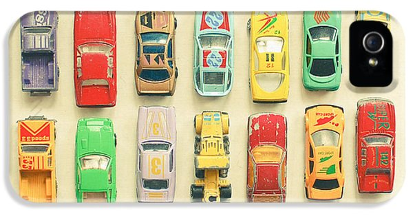 Car Park IPhone 5 Case by Cassia Beck