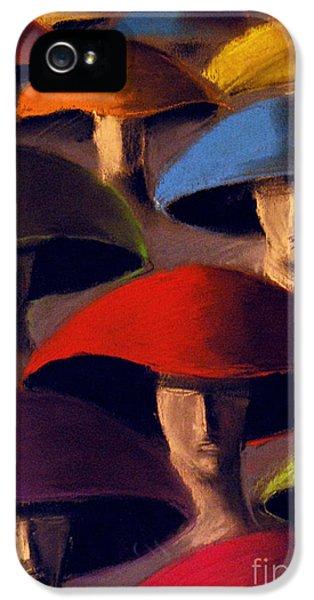 Carnaval IPhone 5 Case by Mona Edulesco