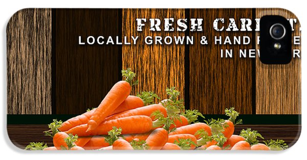 Carrot Farm IPhone 5 Case