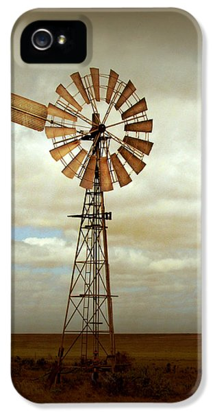 Catch The Wind IPhone 5 Case by Holly Kempe