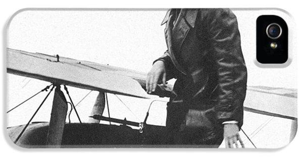 Charles Lindbergh IPhone 5 Case
