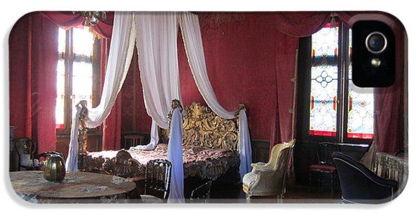 Chateau De Cormatin IPhone 5 Case
