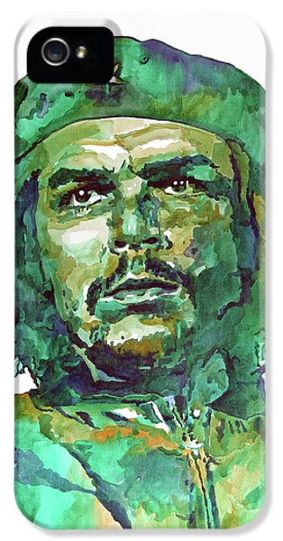 Che Guevara IPhone 5 Case