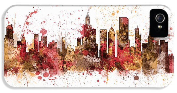 Chicago Illinois Skyline IPhone 5 Case