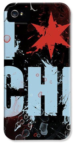 Chicago Love IPhone 5 Case