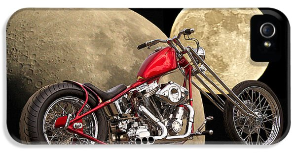 Chopper Two Moons IPhone 5 Case