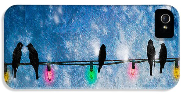 Christmas Lights IPhone 5 Case