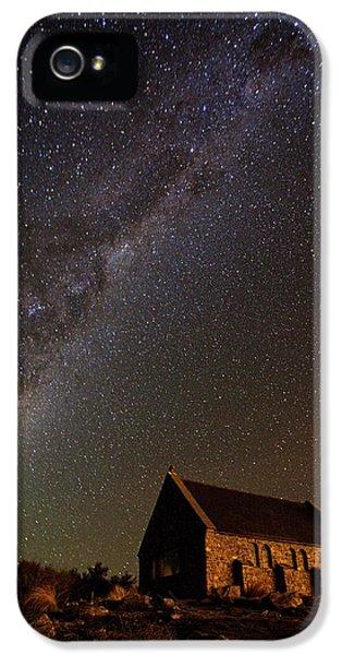 Chapel iPhone 5 Case - Church Of The Good Shepherd by Yan Zhang