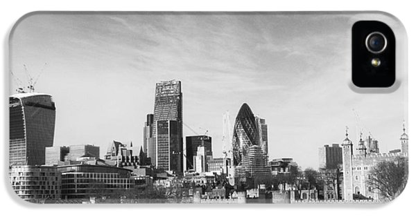 City Of London  IPhone 5 Case by Pixel Chimp