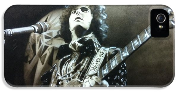 Eric Clapton - ' Clapton ' IPhone 5 Case