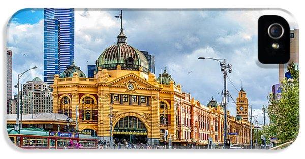 Classic Melbourne IPhone 5 Case