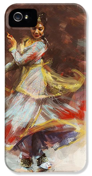 Classical Dance Art 8 IPhone 5 Case
