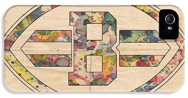 Cleveland Browns Logo Art IPhone 5 Case