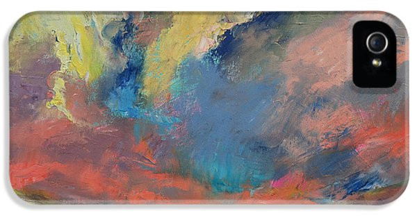 Cloudscape IPhone 5 Case by Michael Creese