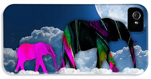 Cloudy Day IPhone 5 Case by Marvin Blaine