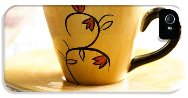 Coffee Cup IPhone 5 Case by Blink Images
