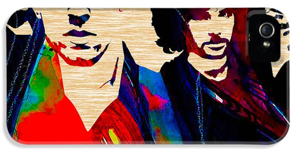 Coldplay Collection IPhone 5 Case by Marvin Blaine