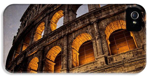 Colosseum Dawn IPhone 5 Case