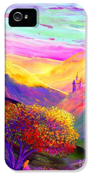 Colorful Enchantment IPhone 5 Case