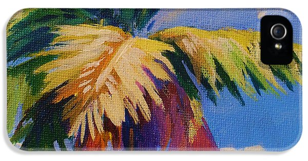 Colorful Palm IPhone 5 Case