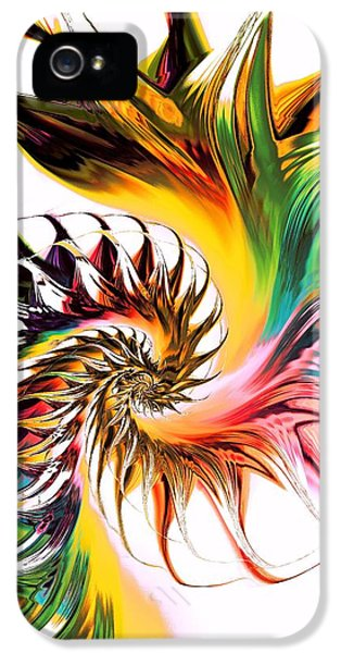 Colors Of Passion IPhone 5 Case by Anastasiya Malakhova