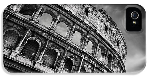 Colosseum IPhone 5 Case by Rod McLean
