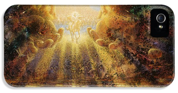 Come Lord Come IPhone 5 Case by Graham Braddock