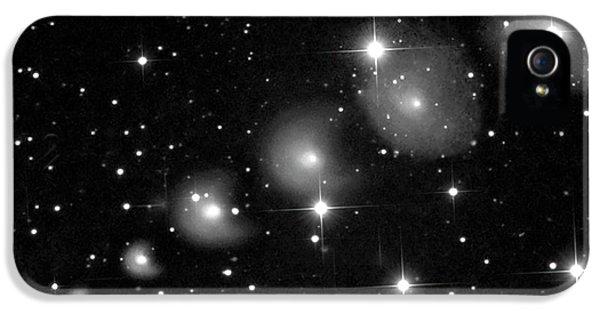 Comet 29p Schwassmann-wachmann IPhone 5 Case by Damian Peach
