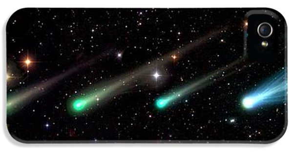 Comet Ison IPhone 5 Case by Damian Peach