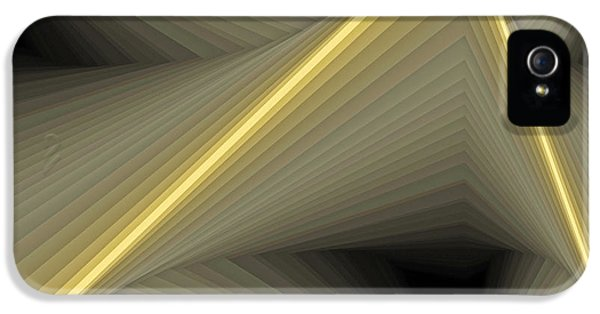 Composition 100 IPhone 5 Case by Terry Reynoldson