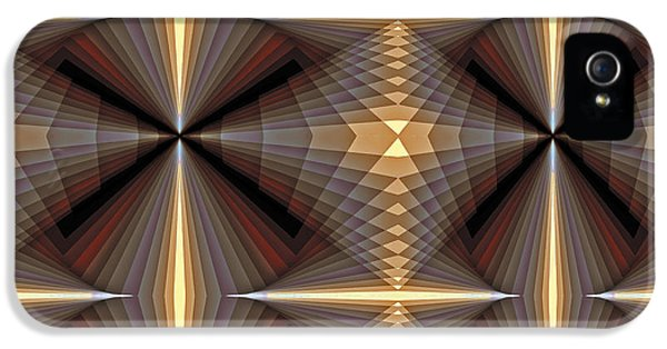 Composition 233 IPhone 5 Case by Terry Reynoldson