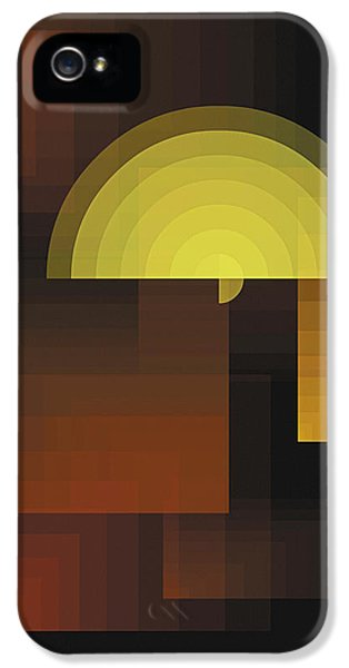 Composition 27 IPhone 5 Case