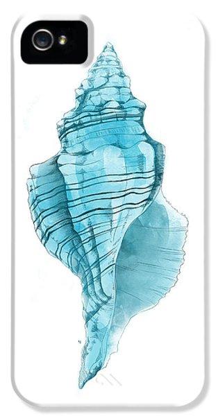 Beach iPhone 5 Case - Conch by Randoms Print