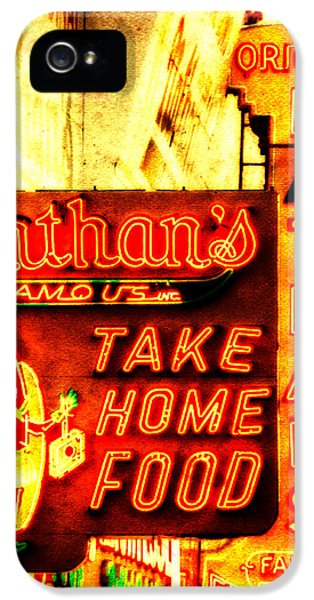 Coney Island Institution IPhone 5 Case