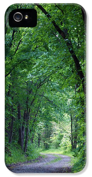 Cricket iPhone 5 Case - Country Lane by Cricket Hackmann