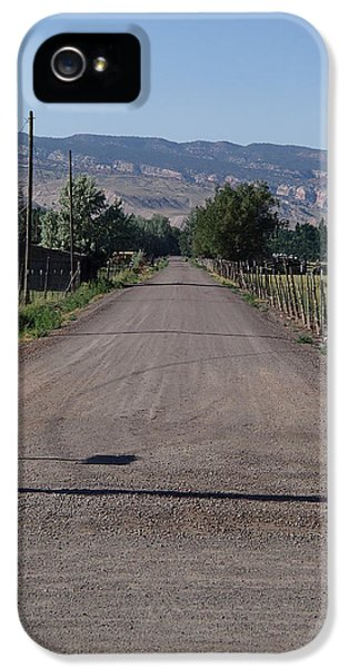 Country Road # 3 IPhone 5 Case
