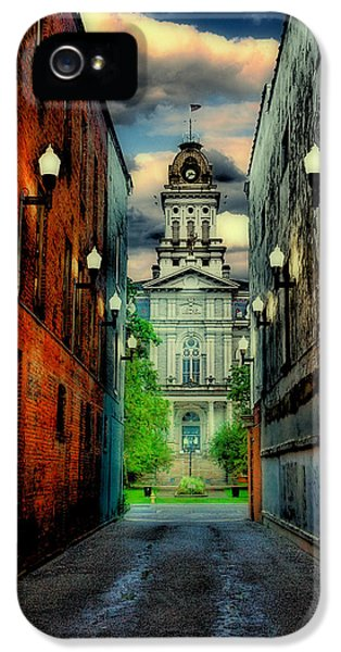 Courthouse IPhone 5 Case