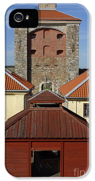Courtyard Of  Fortress IPhone 5 Case