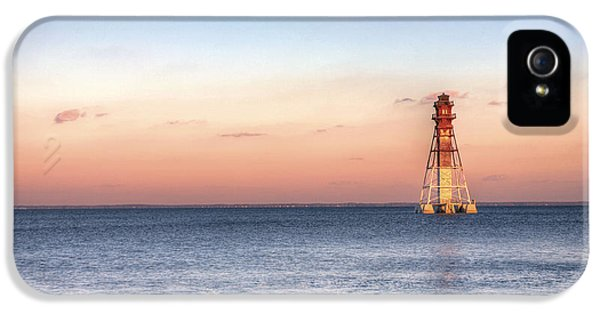 Craighill Channel Lighthouse IPhone 5 Case