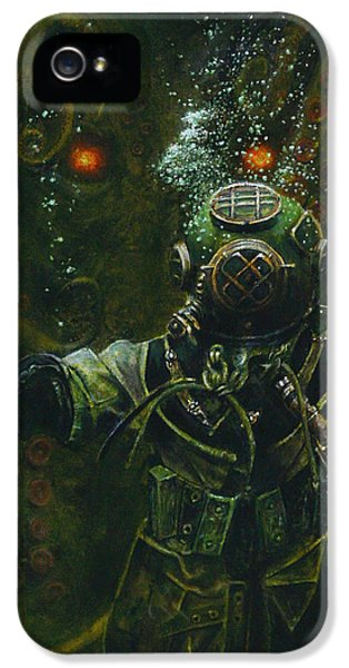 Cthulhu Rising IPhone 5 Case