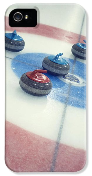 Curling Stones IPhone 5 Case