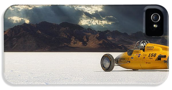Dakota 158 IPhone 5 Case by Keith Berr