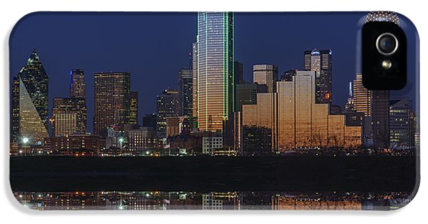 Dallas Aglow IPhone 5 / 5s Case by Rick Berk